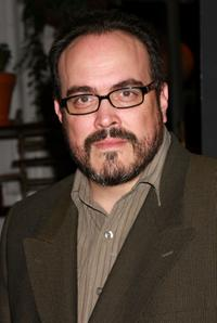 David Zayas at the opening night party celebrating the world premiere of