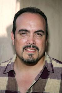 David Zayas at the Showtime Championship Boxing Hosts No Risk No Reward Tailgate Party.