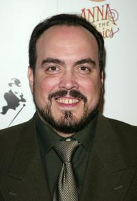 David Zayas at the afterparty of