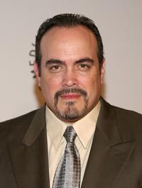 David Zayas at the Paley Center for Media's Annual Los Angeles Gala.