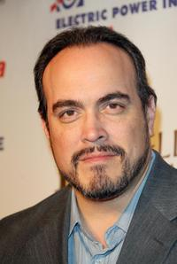 David Zayas at the 12th Satellite Awards.