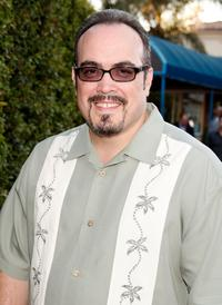 David Zayas at the Los Angeles premiere of