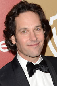 Paul Rudd at the 14th Annual Warner Bros. And InStyle Golden Globe Awards After Party in Beverly Hills.