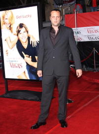 Vince Vaughn at the premiere of