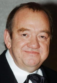 Mel Smith at the Celebrities Guild Unsung Heroes Awards.