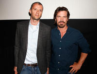 John Battsek and Josh Brolin at the special screening of