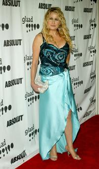 Jennifer Coolidge at the 16th Annual GLAAD Media Awards.