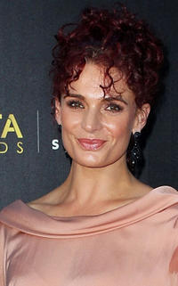 Danielle Cormack at the 2nd Annual AACTA Awards.