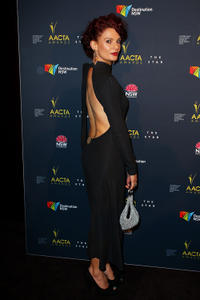 Danielle Cormack at the 2nd Annual AACTA Awards Luncheon.