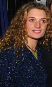 Danielle Cormack at the premiere party of
