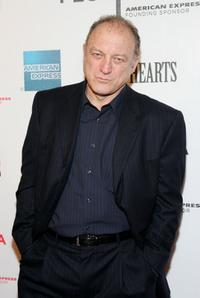 John Doman at the premiere of