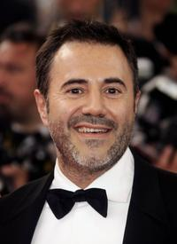 Jose Garcia at the premiere of