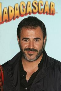 Jose Garcia at the Paris premiere of