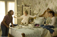 Queen Latifah, Diane Keaton and Katie Holmes in