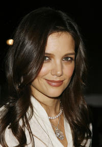 Katie Holmes at MENTOR LA's Promise Gala honoring Tom Cruise in Los Angeles.