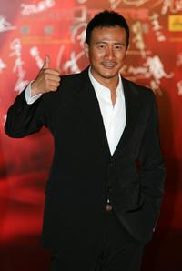 Hu Jun at the 27th Hong Kong Film Awards.