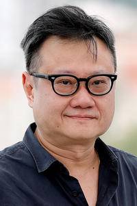 Eric Khoo at the Jury Cinefondation during the 70th annual Cannes Film Festival.