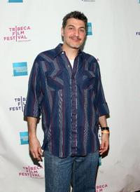 P.J. Marino at the 2009 Tribeca Film Festival.