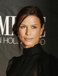Rhona Mitra at the 13th Annual Premiere