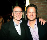 Ulrich Muheand and Director Florian Henckel von Donnersmarck at the Sony Pictures Classics Party during the Toronto International Film Festival.