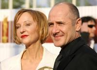 Susanne Lothar and Ulrich Muheand at the 56th edition of German Film Prize awards.