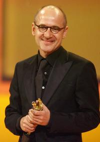 Ulrich Muhe at the 56th edition of the German Film Prize.