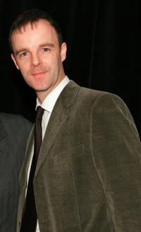 Brian F. O'Byrne at the New Dramatists 56th Annual Benefit luncheon.