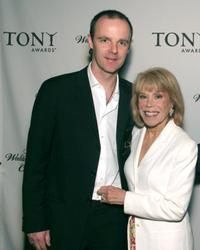 Brian F. O'Byrne and Sondra Gilman at the Tonys Awards Honor Presenters And Nominees.