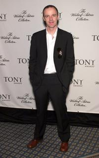 Brian F. O'Byrne at the Tonys Awards Honor Presenters And Nominees.