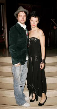Sarah Jane Potts and guest at the aftershow party of the world gala premiere of