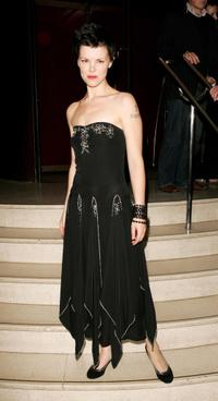 Sarah Jane Potts at the aftershow party of the world gala premiere of