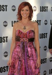 Carrie Preston at the ABC's
