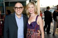 Willie Garson and Carrie Preston at the Los Angeles premiere of