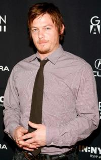 Norman Reedus at the Gen Art Film Festival.