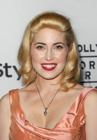 Charlotte Sullivan at the InStyle and Hollywood Foreign Press Association's Annual Event during the 2011 Toronto International Film Festival.