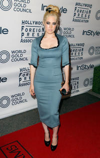 Charlotte Sullivan at the 13th Annual InStyle and Hollywood Foreign Press Association's Toronto International Film Festival Party.