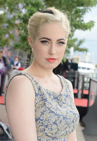 Charlotte Sullivan at the Board Gala: The Night That Never Ends during the 2012 Toronto International Film Festival.