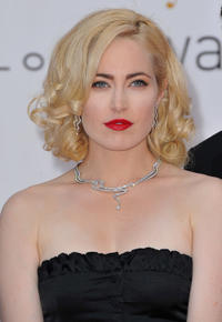 Charlotte Sullivan at the closing ceremony of 51st Monte Carlo TV Festival.