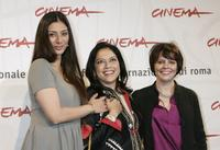 Tabu, Director Mira Nair and Sooni Taraporevala at the photocall of