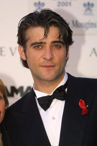 Goran Visnjic at the amFar Benefit Party.