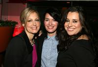 Alexandra Wentworth, Lena Headey and Michelle Arthurpose at the premiere of