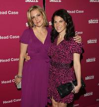 Alexandra Wentworth and Jessica Seinfeld at the screening of