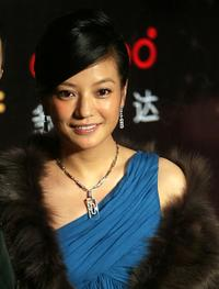 Zhao Wei at the MTV Asian Style Gala.