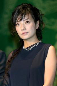 Zhao Wei at the 21st Tokyo International Film Festival (TIFF) Opening Ceremony.