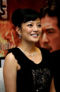Zhao Wei at the premiere of