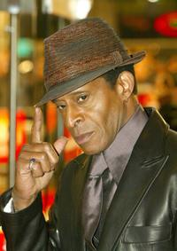 Antonio Fargas at the UK premiere of