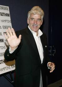 Dennis Farina at the party at QUO.