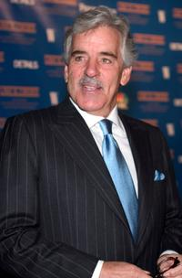 Dennis Farina at the party for the