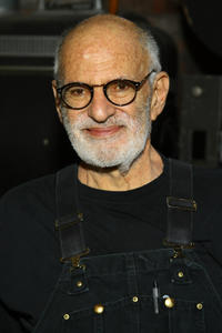 Larry Kramer at the New York premiere of