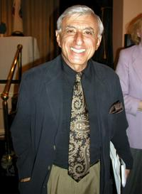 Jamie Farr at the Pacific Pioneer Broadcasters Radio and Television Awards luncheon.